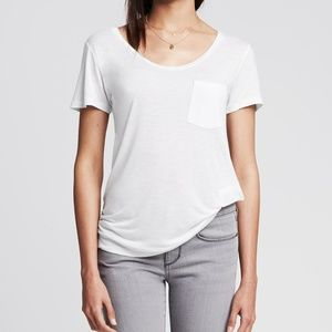 Banana Republic |  Drapey Pocket Tee